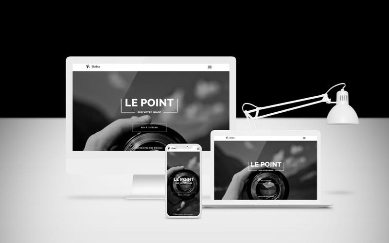 Agence web à Chambéry l'atelier Ekidna réalise des sites internet