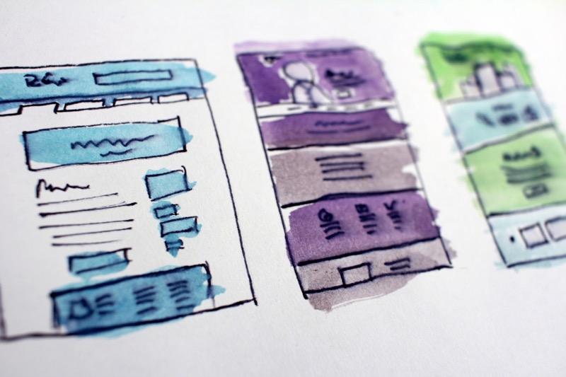 Le webdesign est à la fois le travail sur l'ergonomie et le graphisme du site internet