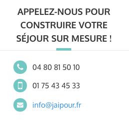 boite à contact du site jaipour.fr