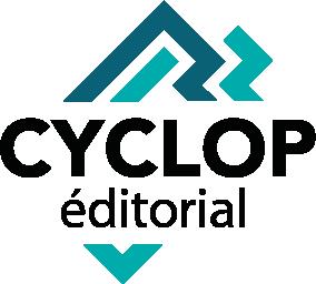 Réalisation d'un logo par Ekidna pour Cylcop Éditorial